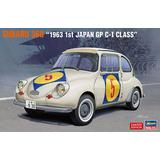 1/24 Subaru 360 1963 The 1st Japanese Grand Prix C-1 Class