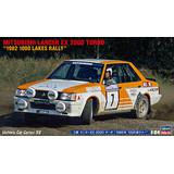 1/24 Mitsubishi Lancer EX 2000 Turbo 1982 1000 Lakes Rally