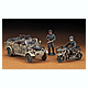 1/72 Kubelwagen & BMW Side Car
