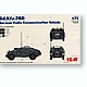 1/72 Sd.Kfz.260 German Radio Communication Vehicle