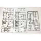 1/700 Injection Kit Equipment Parts for IJN & RN Vessels Revisions