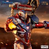 1/10 Avengers: Endgame: Iron Patriot with Rocket Battle Diorama Series Art Scale Statue
