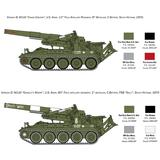 1/35 M110 Self-propelled Howitzer