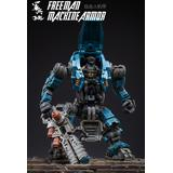 1/18 Joytoy Soldier Freeman Machine Armor Blue