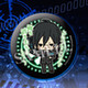 PSYCHO-PASS Trading Badge Collection: 1 Box (30pcs)