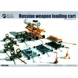 1/48 Russian Weapon Loading Cart