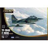1/48 TF-104G/F-104G Starfighter German Air Force (2 in 1)