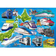 Kumon Jigsaw Puzzle: Step 6 Take a Look At Trains