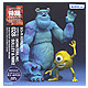 Sci-Fi Revoltech Sulley & Mike