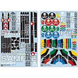 1/20 minimum factory VF-1 Decals: DX Ver.