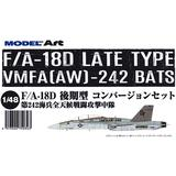 1/48 F/A-18 C/D Hornet Late Type Update Parts & Decal Set