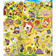 Youkai Watch The Movie Sticker: Jibanyan: 1 Box (10pcs)