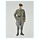 1/32 WWI Luftwaffe Pilots & Civilian Set B
