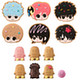 Charm Patisserie Gintama Gin-san's Cookie Shop: 1 Box (6pcs) (Reissue)