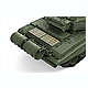 1/35 Russian Main Battle Tank T-90 w/TBS-86 Tank Dozer
