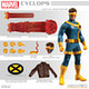1/12 One:12 Collective Marvel Universe Cyclops Action Figure