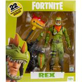 Fortnite Action Figure: 7 Inch #05 Rex