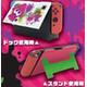 Nintendo Switch: Cover with Stand Splatoon 2: Squid