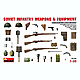 1/35 Soviet Infantry Weapons & Equipment