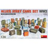 1/35 Allies Jerry Cans Set WW2