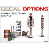 1/35 German Gas Station 1930-40s