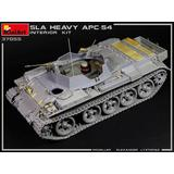 1/35 SLA Heavy APC-54. Interior Kit