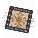 Bungo Stray Dogs (Anime Ver.): Cup Sleeve & Coaster Set A: Armed Detective Agency