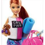 Barbie Wellness Fitness Doll