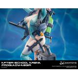 1/6 After-School Arena Third Shot All-Rounder Frog Lady Aegir