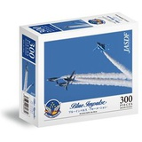 Jigsaw Puzzle: Blue Impulse Formation 300pcs (260mm x 380mm)
