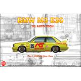 1/24 Racing Series BMW M3 E30 Group A 1991 Auto Tech
