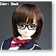 1/3 Glasses M Size for 60cm Doll Orange