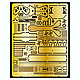 1/35 US Willys MB Photo-Etched Parts Set Revised Version (for Tamiya)