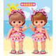 Mell-chan Dress-up Swimwear Set