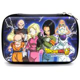 DB-107A Nintendo Switch Compact Pouch Dragon Ball Super Blue