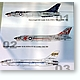 1/144 F-8K Crusader (2pcs)