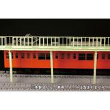 1/80 Paper Kit Pantograph Inspection Scaffold