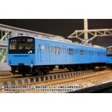 1/80 JR-West Series 201 Multi-system Locomotive (Keihanshin Kanko Line) MOHA201 & MOHA200 Kit