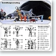 1/144 Federal German AF/NATO Pilots & Ground Crew Set (8pcs)