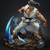 1/4 Premium Masterline Street Fighter V: Ryu Ultimate Statue
