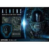 1/1 3D Wall Art Alien 2 Warrior Alien WAAL-07