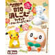 Pokemon Big Eraser Figure2 (Welcome to Alola): 1 Box (8pcs)