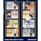 Detective Conan: Cord Mascot Mission on the Line: 1 Box (8pcs)