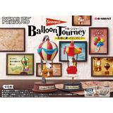 Peanut: Snoopy's Balloon Journey -Let's Go Riding on a Balloon-: 1 Box (6pcs)
