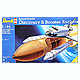 1/144 Space Shuttle Discovery + Booster Rocket
