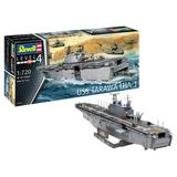 1/720 Amphibious Assault Ship USS Tarawa LHA-1