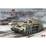 1/35 Pz.Kpfw.IV Ausf.J Late Production Pz.Beob.Wg.IV Ausf.J 2 in 1