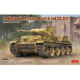 1/35 Pz.Kpfw.VI (7.5cm) Ausf.B (VK36.01) w/Workable Track Links