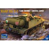1/35 Po Wasp Mk.IIC Flamethrower Carrier Italy Match