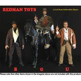 1/6 REDMEN Toys Cowboy U Action Figure (RM-044)